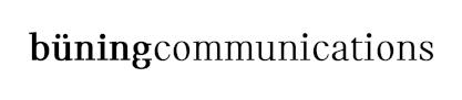 SOPHIE BÜNING COMMUNICATIONS GMBH Logo